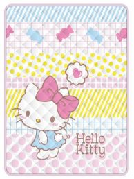 Покрывало 160*200 Hello Kitty